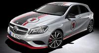 Обвес Sports для Mercedes A W176