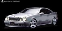 Аэродинамический обвес Auto Couture Credential Line для Mercedes CLK-class (W208)