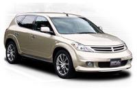 Аэродинамический обвес Impul v2 для Nissan Murano (Z50)