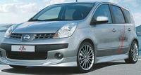 Аэродинамический обвес GiaCuzzo для Nissan Note (E11)
