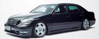 Аэродинамический обвес Artisan Spirits High-spec Line для Lexus LS430