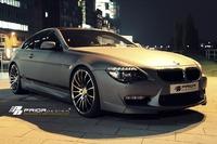 Аэродинамический обвес Prior Design 6 для BMW 6er E63 E64