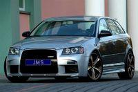 Аэродинамический обвес JMS для Audi A3 (8P)