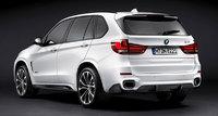 Спойлер M Performance для BMW X5 F15