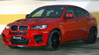 Обвес G-Power Typhoon для BMW X6 E71