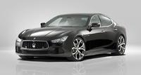 Обвес Novitec для Maserati Ghibli