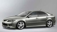Аэродинамический обвес Kenstyle для Mazda 6 (GG)