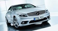 Аэродинамический обвес AMG для Mercedes CL W216