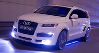 Аэродинамический обвес JE Design Wide Body для Audi Q7 (4L)