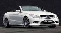 Аэродинамический обвес Carlsson для Mercedes C207 E-class Coupe