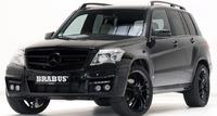 Аэродинамический обвес Brabus для Mercedes GLK X204