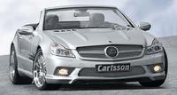 Аэродинамический обвес Carlsson для Mercedes SL-class (R230)