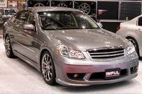 Аэродинамический обвес Impul v1 для Nissan Fuga (Y50)