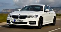 Аэродинамический обвес M-Sport для BMW 5er G30 G31