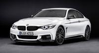 Обвес M Performance для BMW F32 4-серии