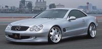 Аэродинамический обвес Auto Couture Credential Line для Mercedes SL-class (R230)