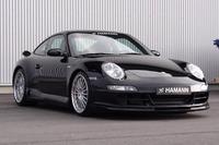 Аэродинамический обвес Hamann для Porsche 911 (997)