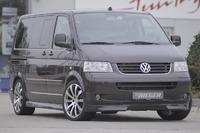 Аэродинамический обвес Rieger для Volkswagen Multivan (T5)
