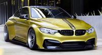 Обвес Vorsteiner GTRS4 Widebody для BMW M4 F82