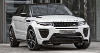 Обвес Caractere для Range Rover Evoque (рестайлинг)