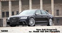 Обвес Hofele для Audi A8 (D4) 2015 2014
