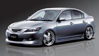 Аэродинамический обвес Kenstyle v.3 для Mazda 3 / Axela