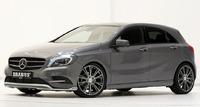 Обвес Brabus для Mercedes A W176