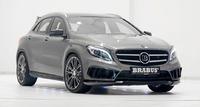 Обвес Brabus для Mercedes GLA AMG X156