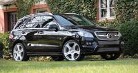 Обвес Carlsson для Mercedes ML W166