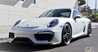 Аэродинамический обвес Caractere для Porsche 911 (991)