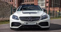Обвес Prior Design PD65CC для Mercedes C Coupe C205