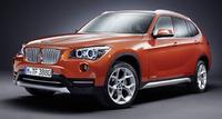 Аэродинамический обвес X-Line для BMW X1 E84