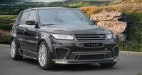 Обвес Mansory для Range Rover Sport SVR 2015+