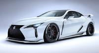 Обвес Artisan Spirits GT для Lexus LC500