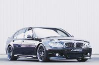 Аэродинамический обвес Hamann для BMW 7er E65 (E66 рестайлинг)
