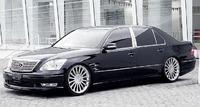 Аэродинамический обвес Prussian Blue для Lexus LS430 (2004+)