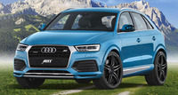 Обвес ABT Sportsline для Audi Q3 (рестайлинг)