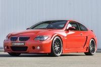 Аэродинамический обвес Hamann Edition Race для BMW 6er E63 E64