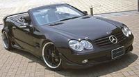 Аэродинамический обвес VITT Wide Edition для Mercedes SL-class (R230)