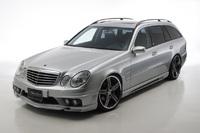 Аэродинамический обвес WALD Black Bison для Mercedes E-class (W211)