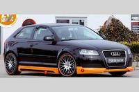 Аэродинамический обвес Rieger для Audi A3 (8P)