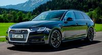 Аэродинамический обвес ABT Sportsline для Audi A4 (B9)