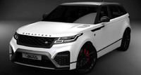 Обвес Caractere для Range Rover Velar