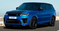 Обвес SVR для Range Rover Sport 2 2018+