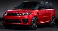 Комплект рестайлинга (обвес) Range Rover Sport 2 в 2018 год