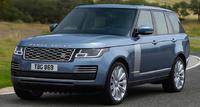Комплект рестайлинга Range Rover 4 в 2018 год