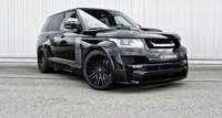 Обвес Hamann Mystere для Range Rover Vogue 4