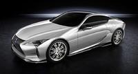 Обвес Toms для Lexus LC500