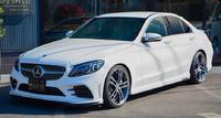 Обвес MzSpeed для Mercedes C W205 рестайлинг