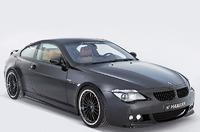 Аэродинамический обвес Hamann для BMW 6er E63 E64 рестайлинг